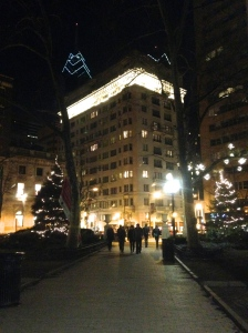 Rittenhouse Square, Philly