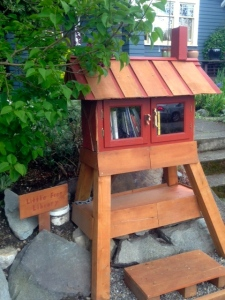 """Free Little Library"""
